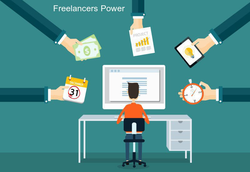 Freelancers-power